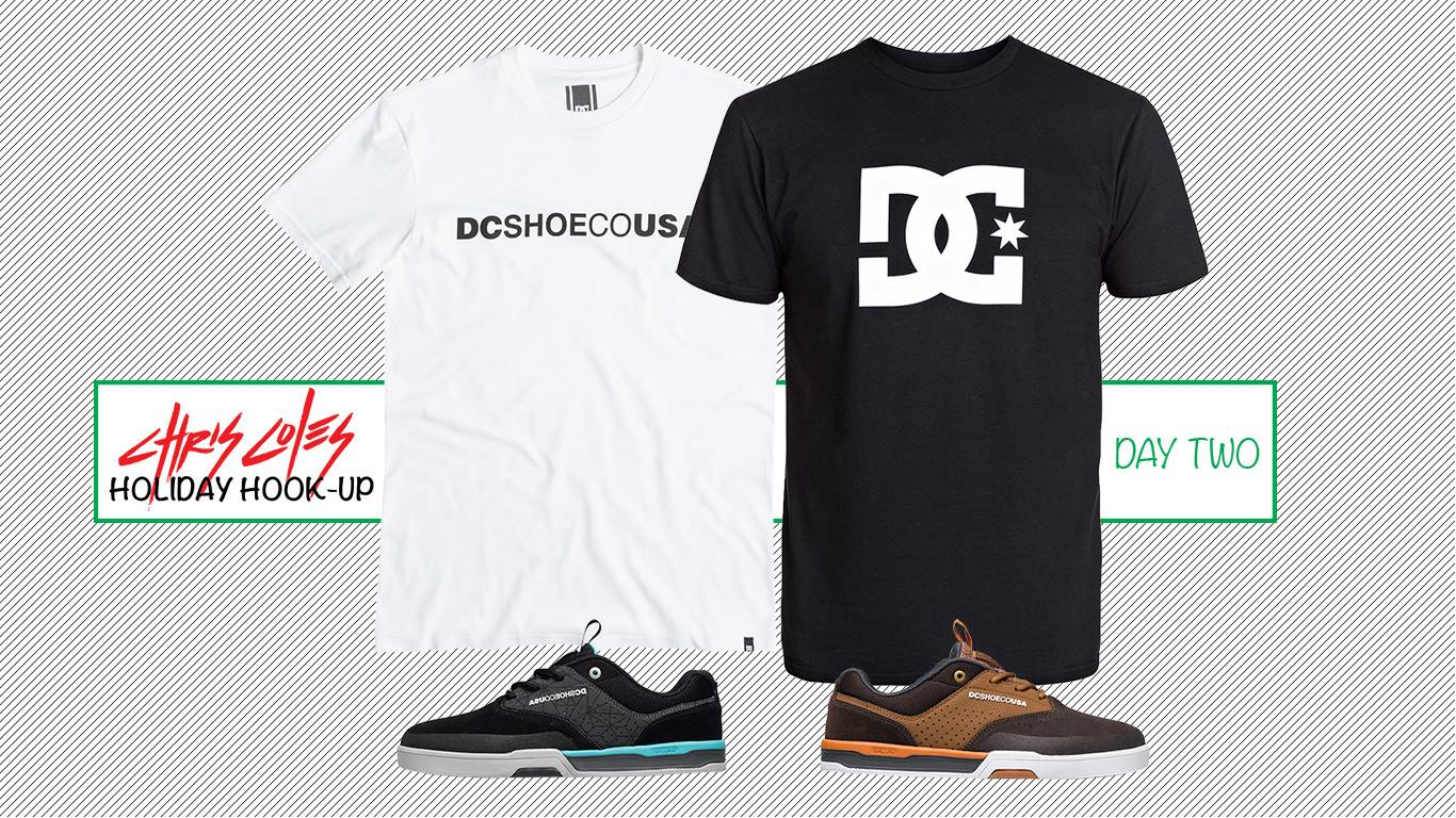 Chris Cole Holiday Hookup DC Shoes