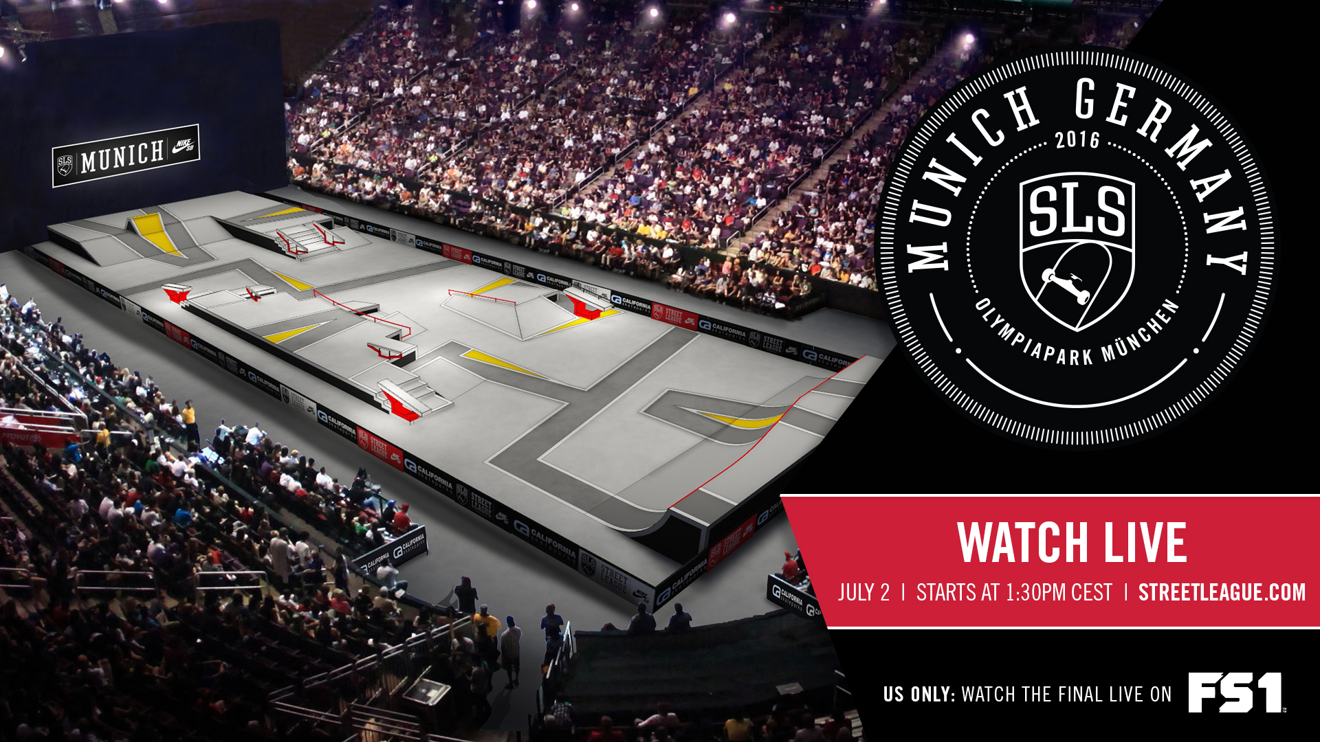 Street League Munich 2016
